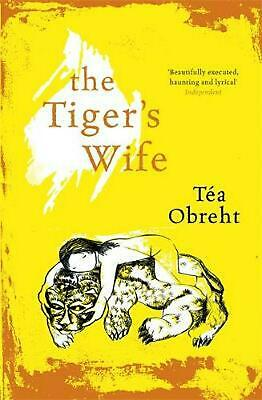 Tiger's Wife by Tea Obreht (English) Paperback Book Free Shipping!