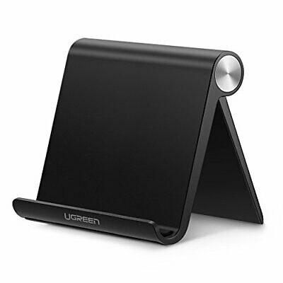 UGREEN Tablet Stand Holder Desk Adjustable Compatible with iPad 9.7 2018,