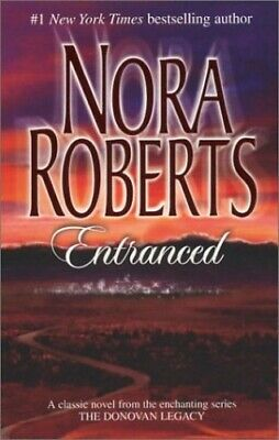 Entranced (The Donovan Legacy) by Roberts, Nora Book The Fast Free Shipping