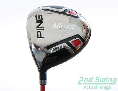 Ping Moxie G 8 9 Year Old Driver 16 Graphite Left 35 In