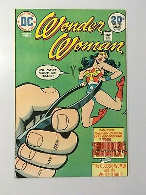 DC Comics Wonder Woman #210 mar 1974