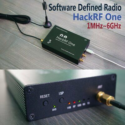 HackRF One 1MHz To 6GHz SDR Platform Software Defined Radio Development HOT 5T