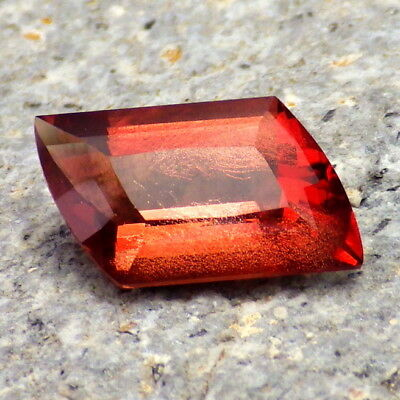 RED SCHILLER OREGON SUNSTONE 2.67Ct FLAWLESS-AMAZING COLOR+FACETING-VIDEO