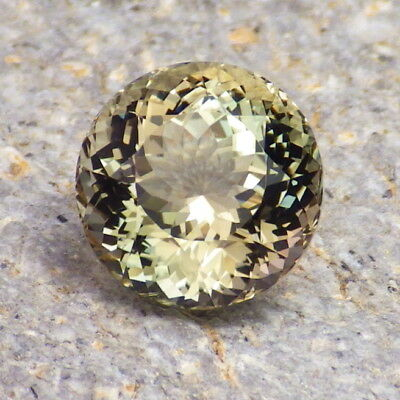GREEN-PINK-GOLD OREGON SUNSTONE 4.54Ct FLAWLESS-AMAZING CLR-FOR HIGH-END JEWELRY