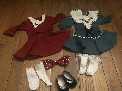 AMERICAN GIRL - KIT'S And RUTHIE'S CHRISTMAS / HOLIDAY Outfits