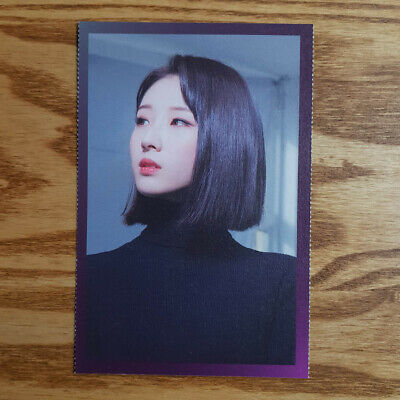 Haseul Separated Photo Loonaverse Concert Official MD Loona Monthly Girl Kpop