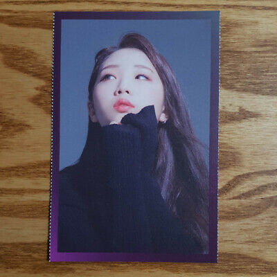 Yeojin Separated Photo Loonaverse Concert Official MD Loona Monthly Girl Kpop