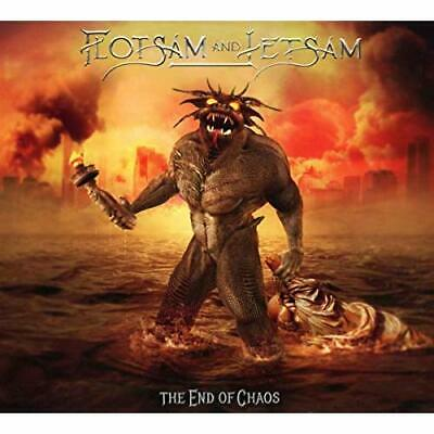 The End Of Chaos Flotsam And Jetsam Audio CD