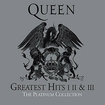 The Platinum Collection [2011 Remaster] Queen Audio CD