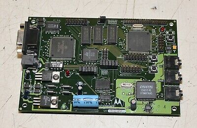 Motorola DSP56303EVM Evaluation Board