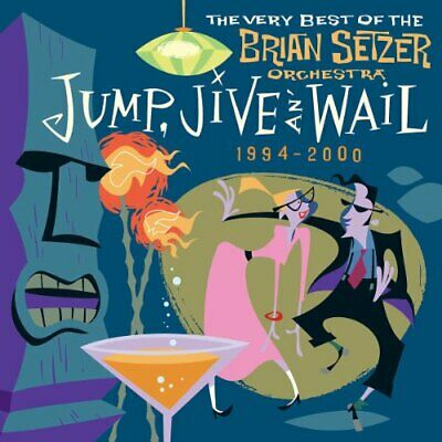 Brian Setzer - Jump Jive & Wail - The Very Best of Bri... - Brian Setzer CD XIVG