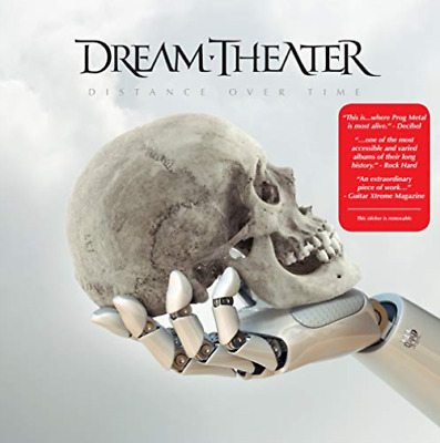 Dream Theater-Distance Over Time Cd New