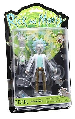 Funko Rick and Morty: Rick Fully Posable Action Figure Item #12924