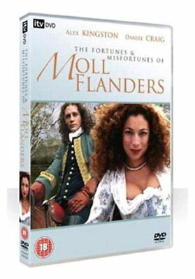 The Fortunes & Misfortunes Of Moll Flanders [New DVD]