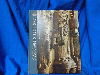 Time Life Books, Great Ages of Man, AFRICAN KINGDOMS, 1969 hardcover