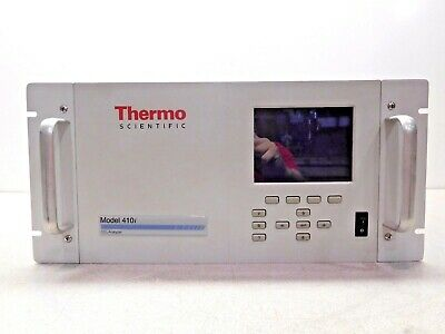 Mo-2165, Thermo Electron 410i-anpdcb Co2 Analyseur 115 V.50 / 60 Hz. 275 W.3 A