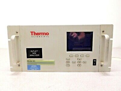 Mo-2469, Thermo Electron 42i No-No2-Nox Analyseur 42i-anmsdcc