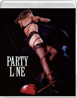 Party Line [New Blu-ray] With DVD, Widescreen, 2 Pack