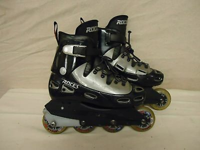 Details about Vintage Roces 62' Impala US M 10, Skates Made In Italy! NO RESERVE!