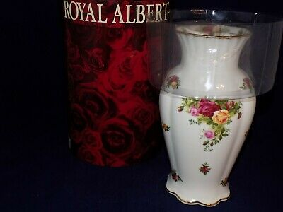 Royal Albert Old Country Roses 9 inch Vase