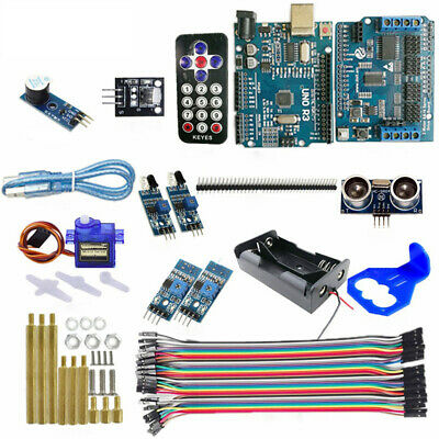 RC R3 Starter Kit Infrared Tracking Module for Robotic Car Chassis Arduino