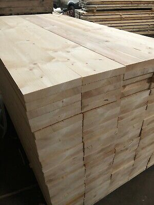 Plained 6Ft Scaffold Boards.