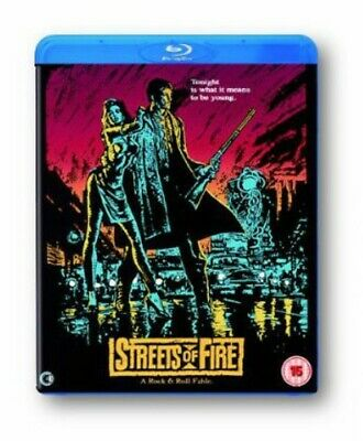 Streets Of Fire Blu-ray Region B