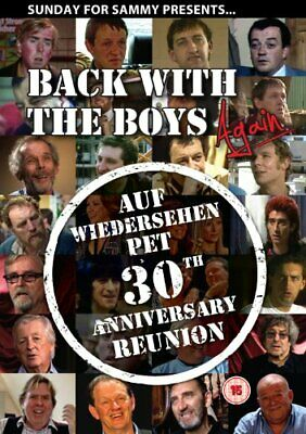 Back with the Boys Again - DVD  5KVG The Cheap Fast Free Post