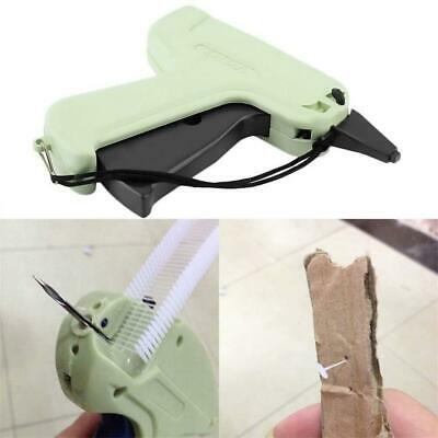 Professional Clothes Garment Price Label Tagging Tag Gun Machine+Steel Needles U