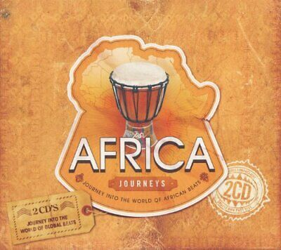 Various Artists - Africa Journeys: Journey Into the... - Various Artists CD K2LN