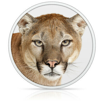 Mac OS X 10.8 Mountain Lion - Instant Delivery Download