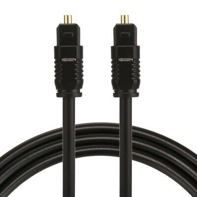 EMK 1m OD4.0mm Toslink Male to Male Digital Optical Audio Cable
