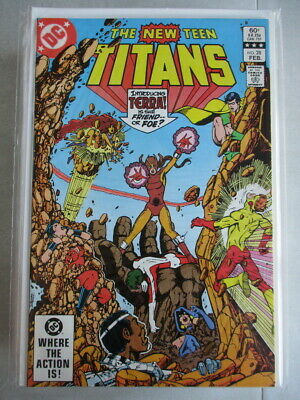 New Teen Titans (1980-1984) #28 NM