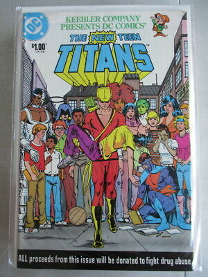 New Teen Titans - Drug Awareness (1983) One-Shot VF