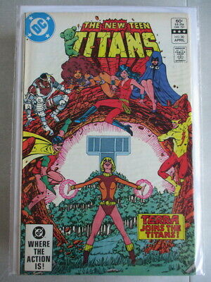 New Teen Titans (1980-1984) #30 VF