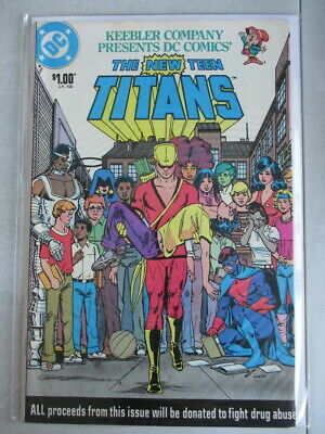 New Teen Titans - Drug Awareness (1983) One-Shot VF/NM