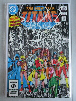 New Teen Titans (1980-1984) #36 VF/NM