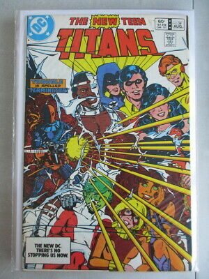 New Teen Titans (1980-1984) #34 FN/VF