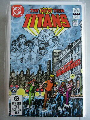 New Teen Titans (1980-1984) #26 VF+ 1st Terra