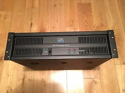QSC ISA 750 Amplifier Amp Disco/Club/PA