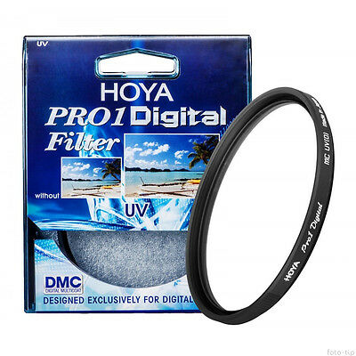 Hoya  Pro1 UV DMC LP Digital Filter Multicoated Pro 1D  Genuine 49mm-82 mm