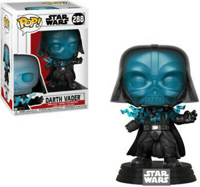 Electrocuted Vader - Funko Pop! Star Wars: (2019, Toy NEUF)