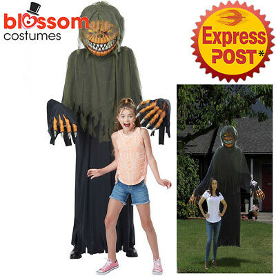 Towering Terror Vampire Halloween Costume Yard Decoration One Size Fits Most