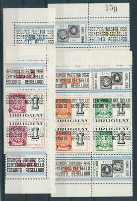 [G73599] Uruguay good lot Very Fine MNH stamps
