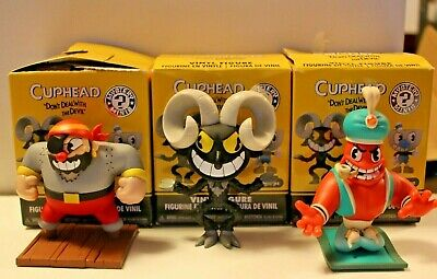 CUPHEAD LOT OF 5 Funko Mystery Minis - $18 00 | PicClick
