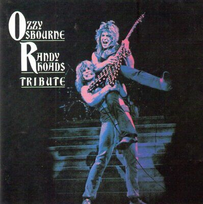 Ozzy Osbourne - Tribute - Ozzy Osbourne CD VEVG The Cheap Fast Free Post The