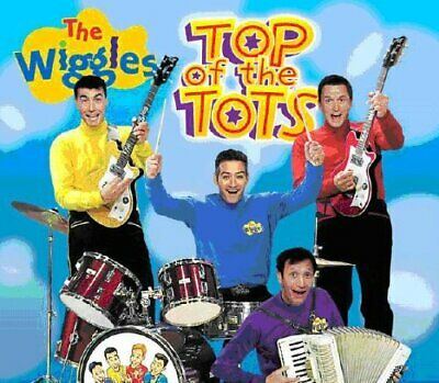 Wiggles - Top Of The Tots - Wiggles CD RIVG The Cheap Fast Free Post The Cheap