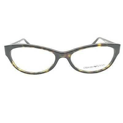 f6e27d9498 Emporio Armani 3008 5026 Dark Havana Prescription Eyeglasses Frame  53-16-140mm