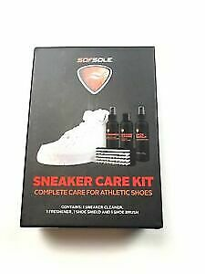 Sof Sole Sneaker Care Kit Complete Care For Athletic Shoes New