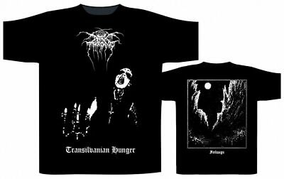 7f7bf8c1737 DARKTHRONE  TRANSILVANIAN HUNGER  Long Sleeve Shirt - NEW   OFFICIAL ...